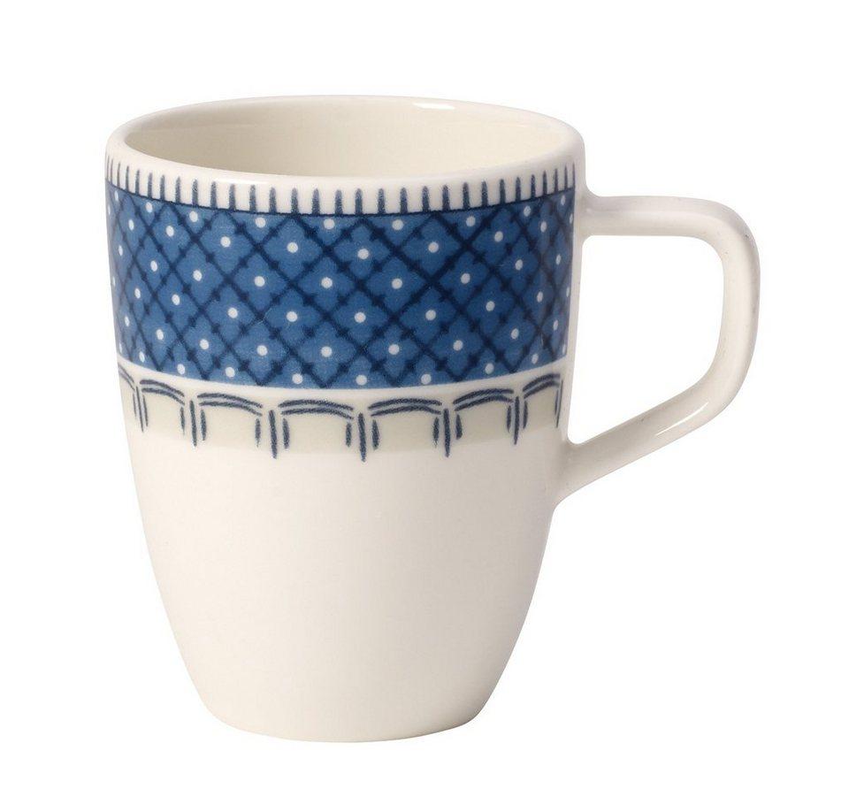 villeroy boch mokka espressotasse casale blu otto. Black Bedroom Furniture Sets. Home Design Ideas