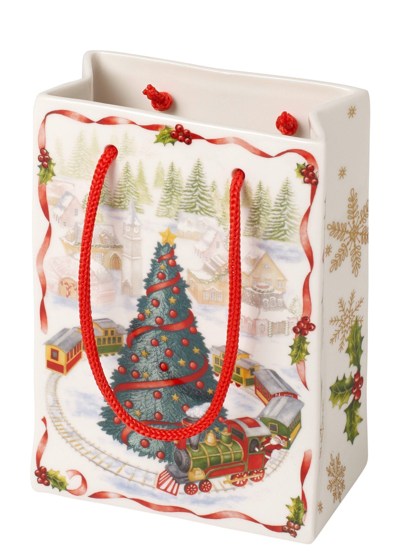 Villeroy & Boch Vase / Geschenktüte klein, Zug »Toy's Fantasy«