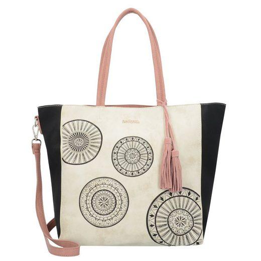 Desigual BOLS Oporto Alma Shopper Tasche 32 cm