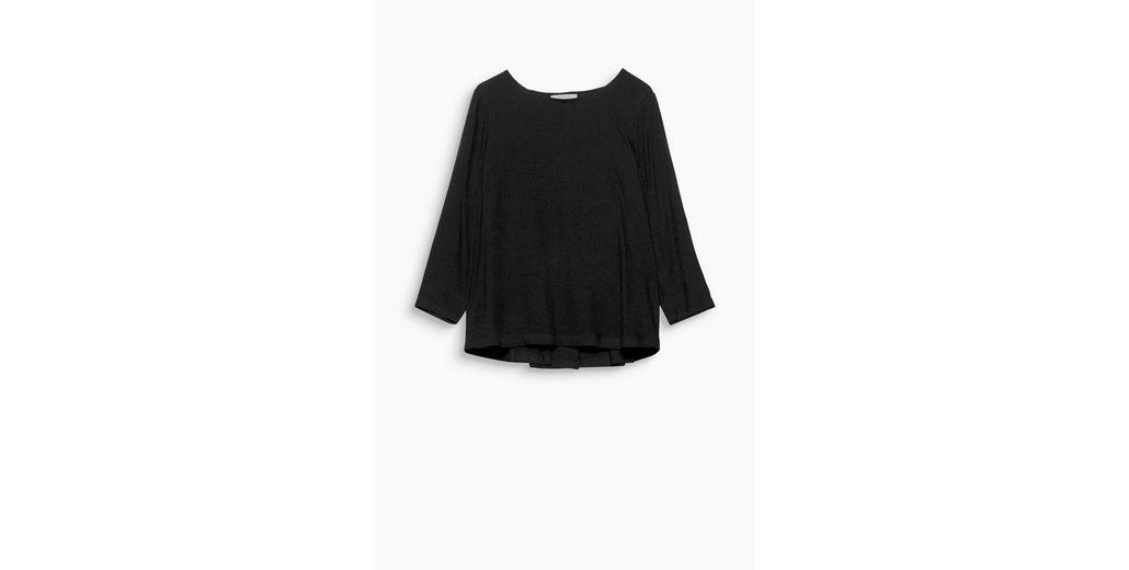 ESPRIT Viskose-Bluse mit Kellerfalten am Rücken Verkauf Besuch Besuchen Neue Online  Verkaufsschlager oKnrbCDrCZ