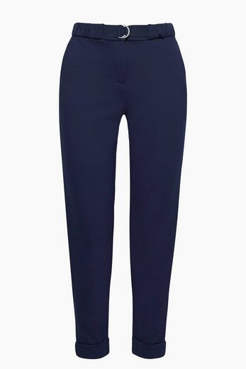 ESPRIT Weiche Jogg-Pants in smartem Look