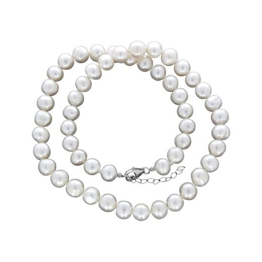 Vivance Collier »925/- Sterling Silber Perlen«
