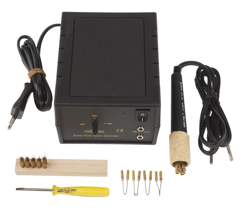 Brennstation Brenn-Peter Junior Electronic