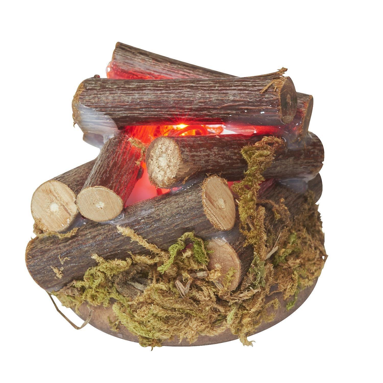 VBS LED Feuerstelle | Garten > Grill und Zubehör > Feürstellen | Metall | VBS