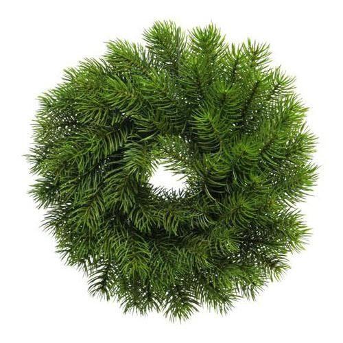 """Weihnachtskranz """"Edel Tannenkranz"""" 30 cm lang"""