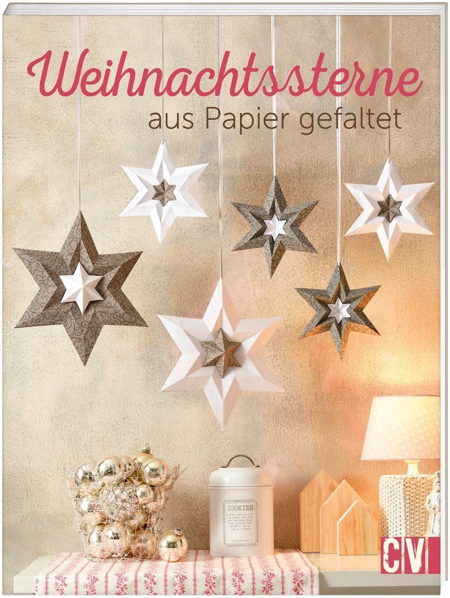 """Buch """"Weihnachtssterne"""" 80 Seiten"""