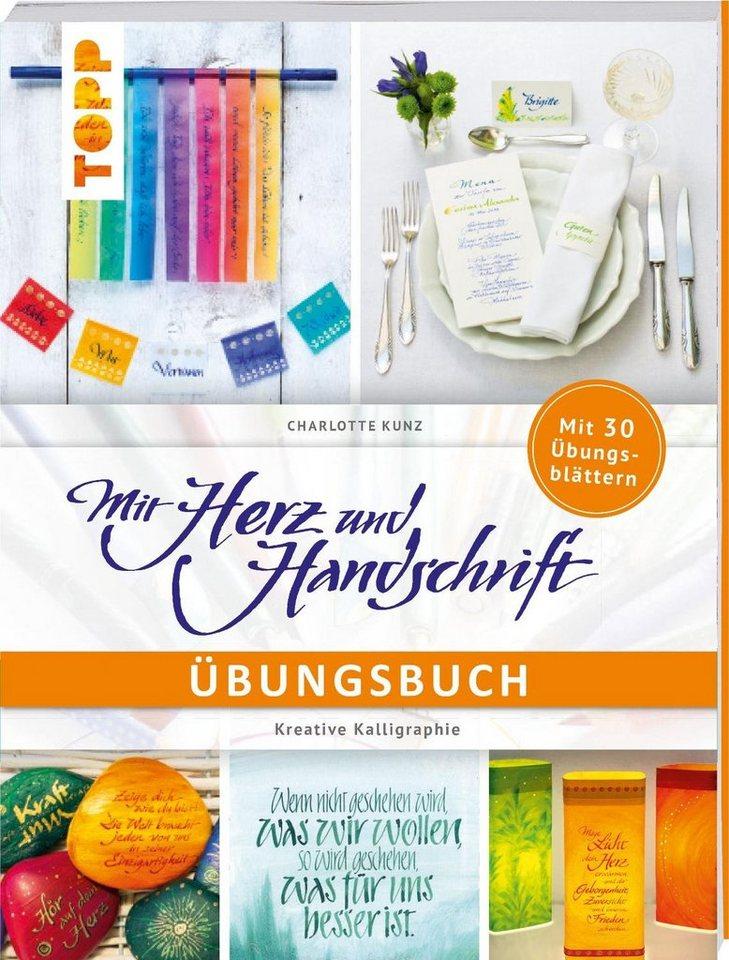 """Topp Buch """"Mit Herz und Handschrift Übungsbuch"""" 32 Seiten online kaufen"""