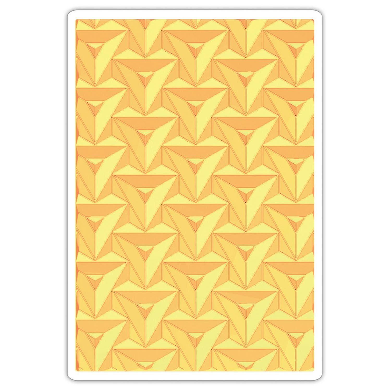 """Sizzix 3D-Prägeschablone """"Prism Geometrics"""""""