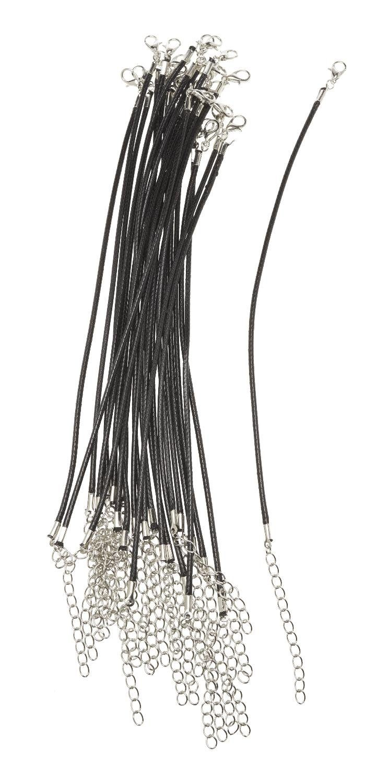 VBS Großhandelspackung Polyesterband-Armbänder 24 cm Länge 25 Stück