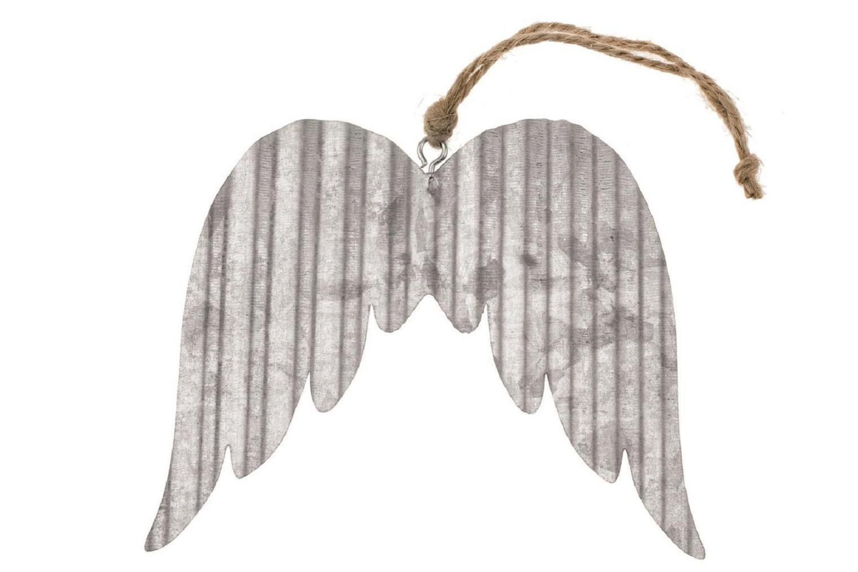 Aufhänger ´´Engelsflügel´´ ca. 10 cm groß | Dekoration > Figuren und Skulpturen > Engel