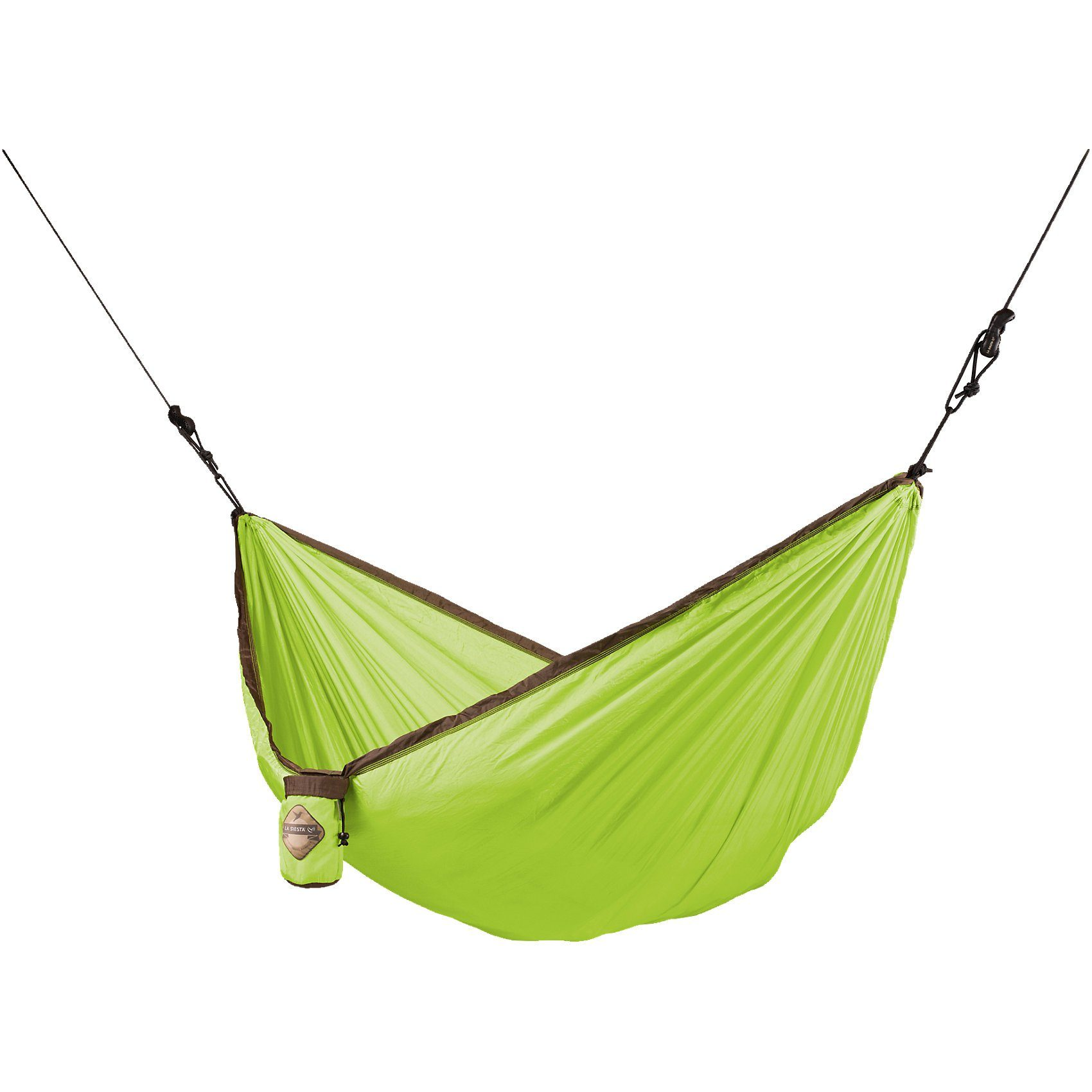 La Siesta Single-Reisehängematte COLIBRI green
