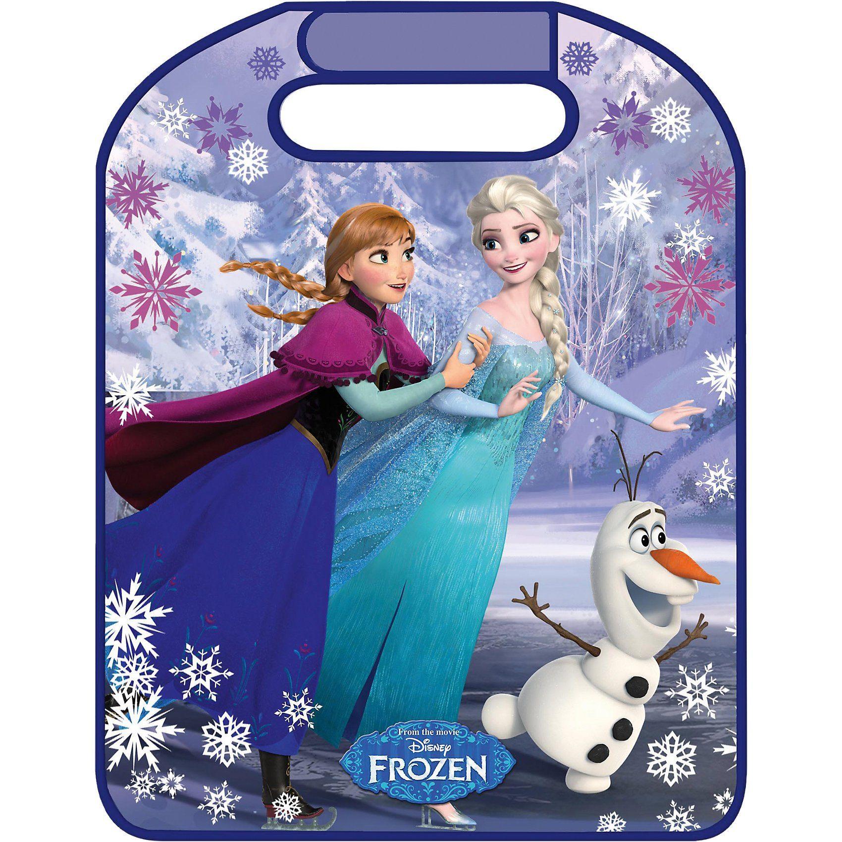 ProType Auto-Rückenlehnenschutz, Die Eiskönigin (Frozen)