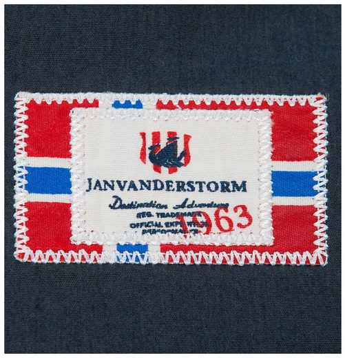 Jan Vanderstorm Langarmhemd SEGIMAR