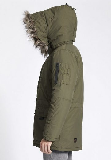Khujo Winterjacke Columbus, With Double Zipper