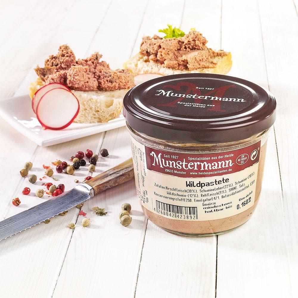 Munstermann Wildpastete