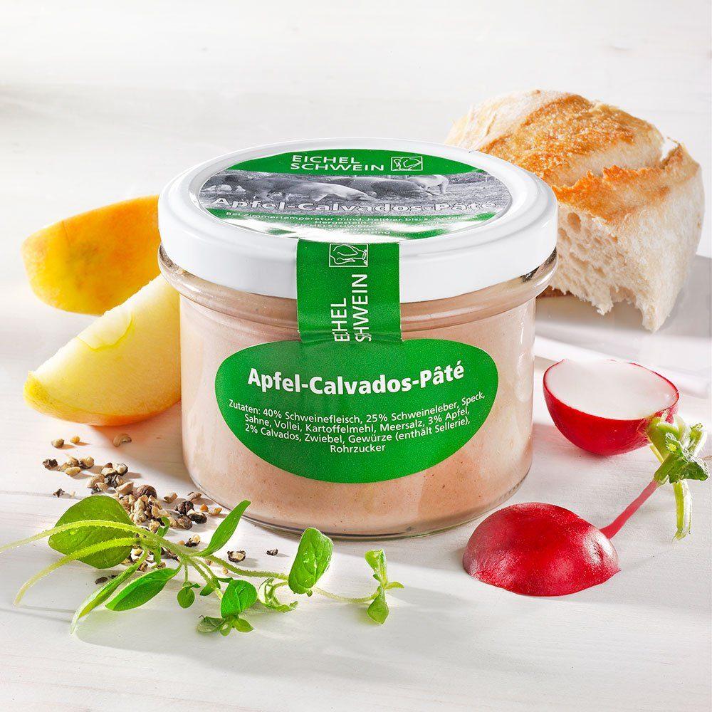 Eichelschwein Apfel Calvados Paté