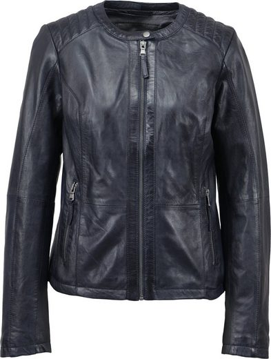 Freaky Nation Lederjacke Mila