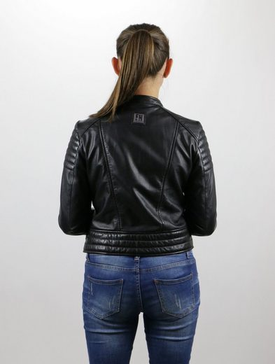 Freaky Nation Bikerjacke Noisy