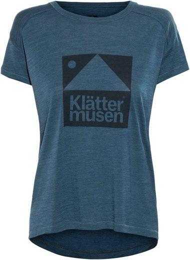 Klättermusen T-Shirt Eir S/S Shirt Women