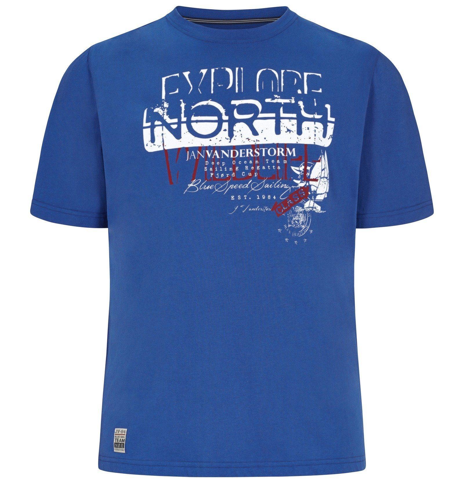 Jan Vanderstorm T-Shirt »WITOLD«   Bekleidung > Shirts > Sonstige Shirts   Jan Vanderstorm