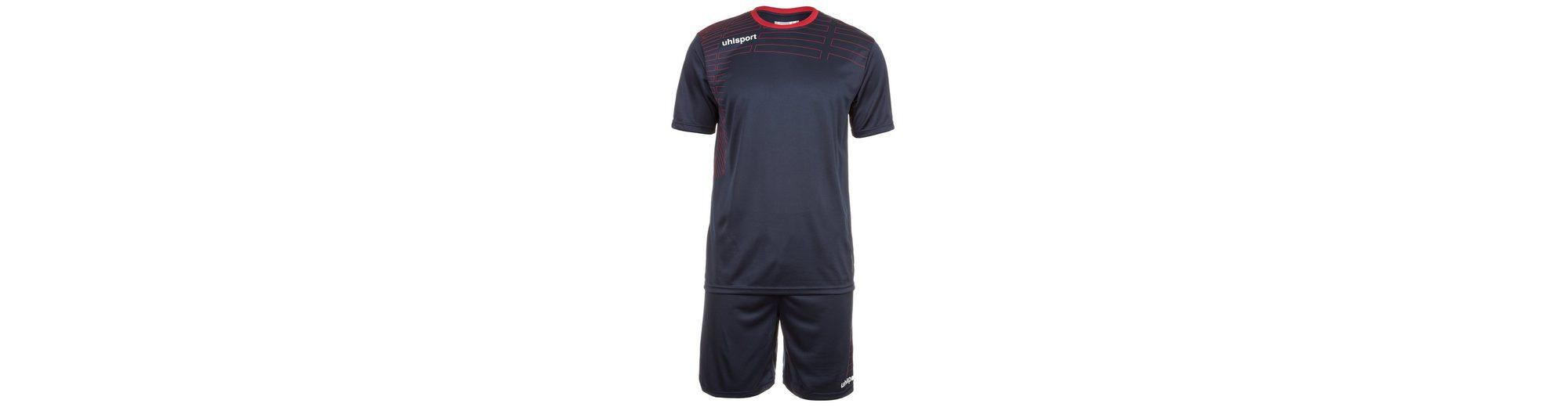 UHLSPORT Match Team Kit Shortsleeve Herren Günstig Kaufen Besten Großhandel Freiheit Genießen RHNXKQs