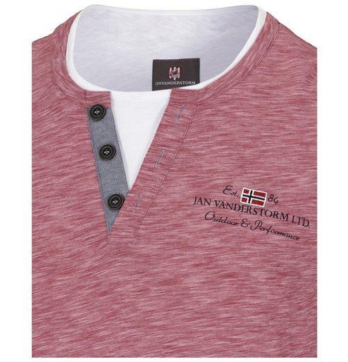 Jan Vanderstorm T-Shirt GUNTHARD