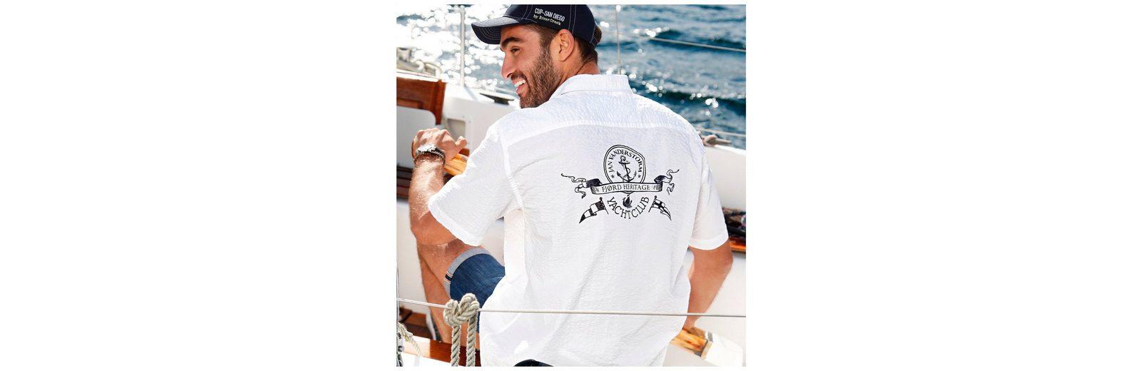 Jan Vanderstorm Kurzarmhemd ADALMAR Große Diskont Verkauf Online Auslass 2018 Neu AfnQB3Y
