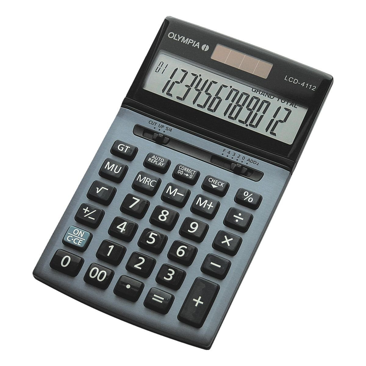 OLYMPIA OFFICE Tischrechner »LCD 4112«