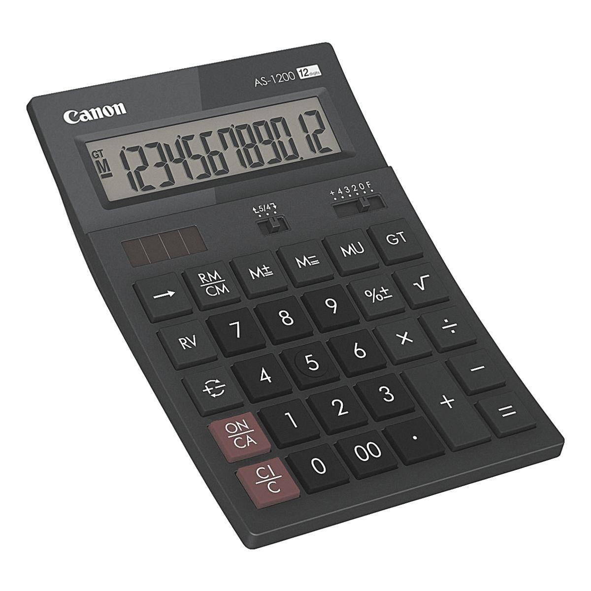Canon Taschenrechner »AS-1200«