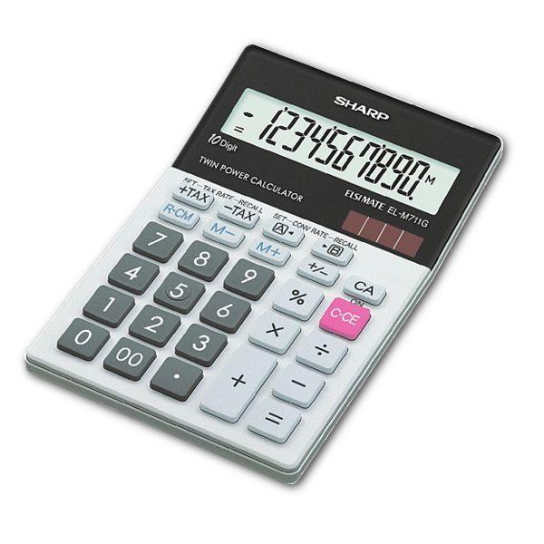 Sharp Tischrechner »EL-M711G«