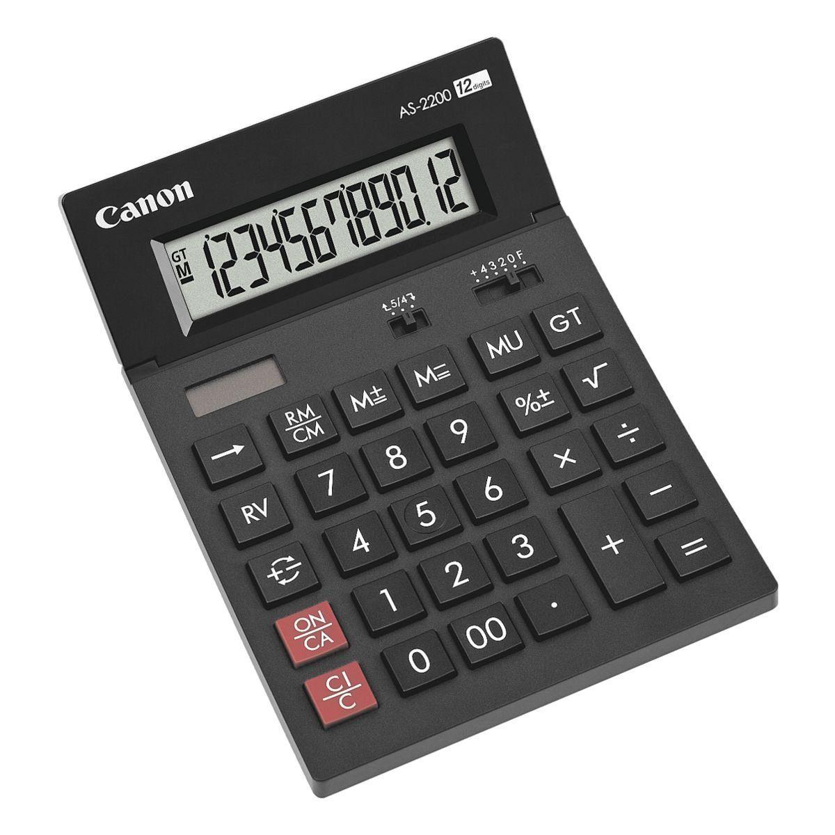 Canon Taschenrechner »AS-2200«