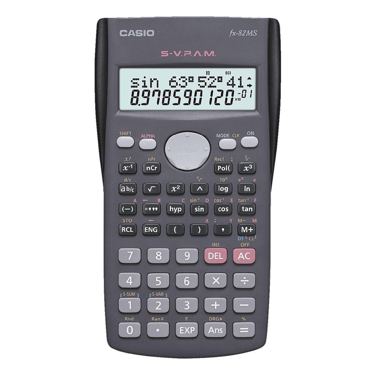 CASIO Schulrechner »FX-82MS«