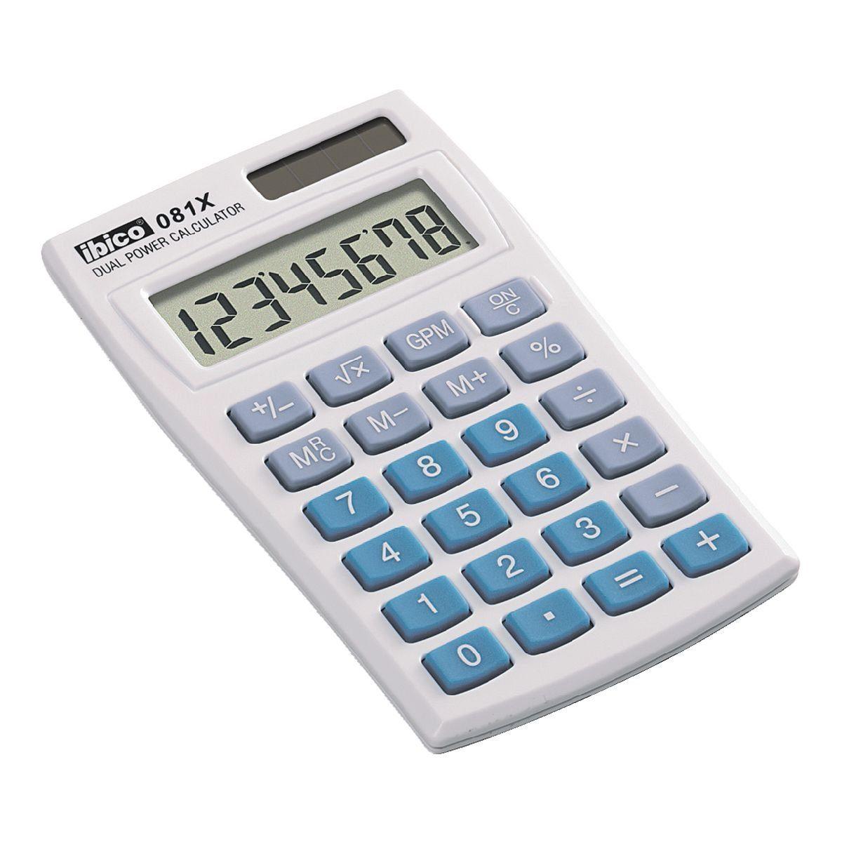 Ibico Taschenrechner »081X«