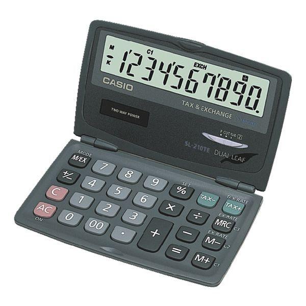 CASIO Taschenrechner »SL-210TE«