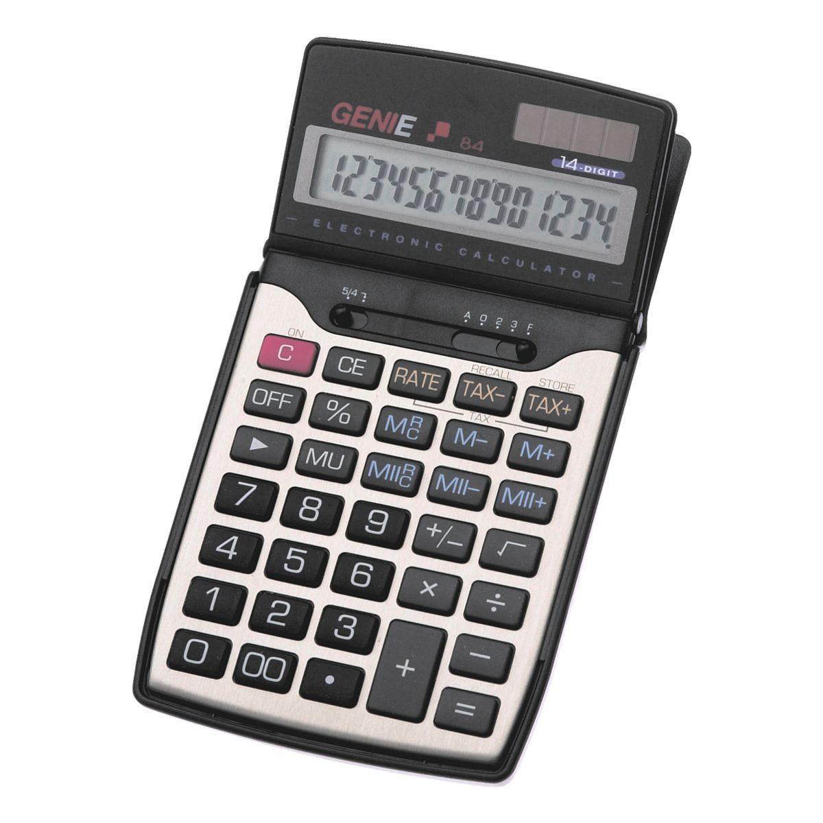 GENIE Taschenrechner »84«