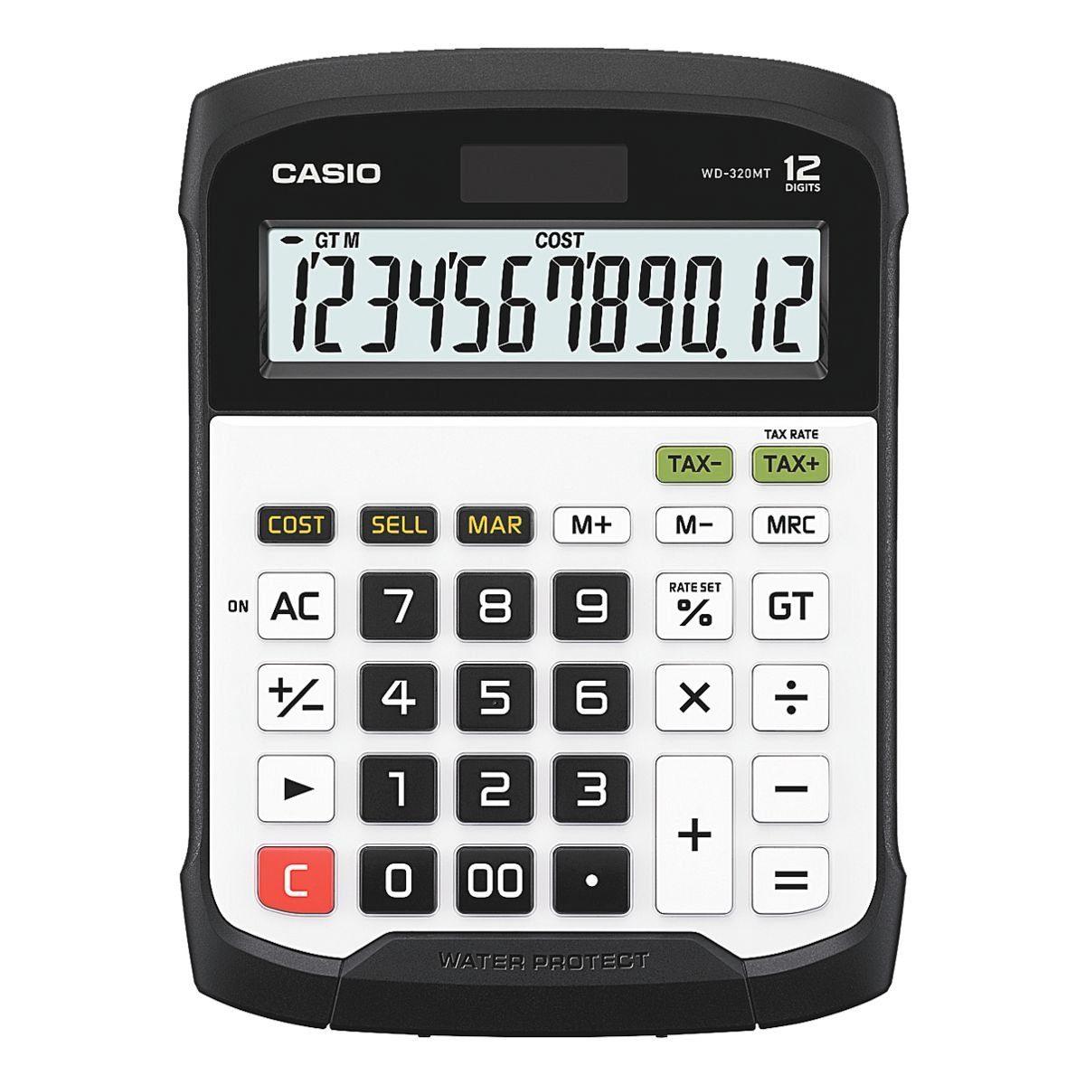 CASIO Tischrechner »WD-320MT«