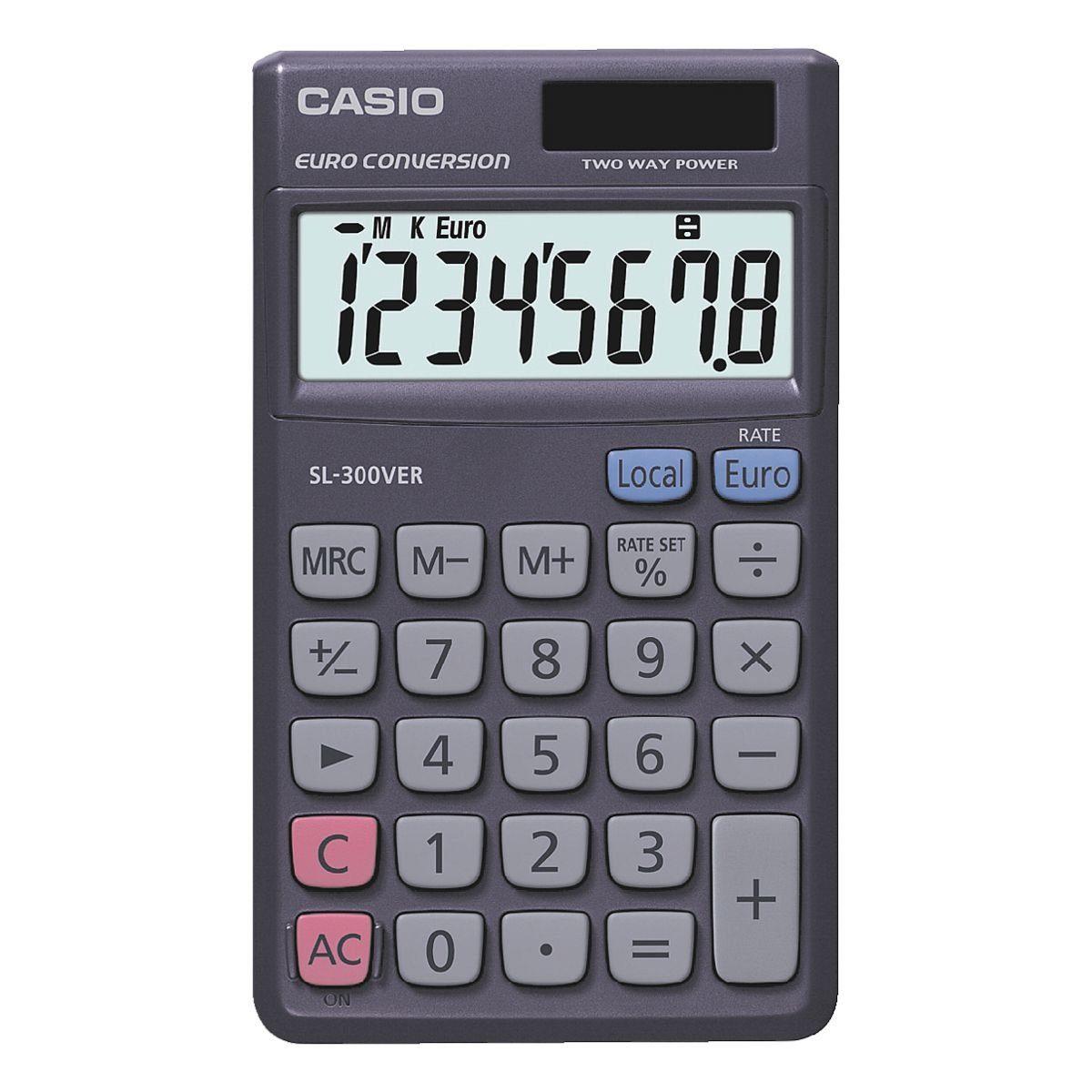 CASIO Taschenrechner »SL-300VER«