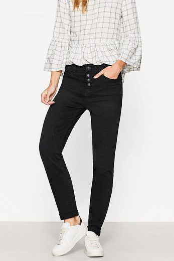 ESPRIT Boyfriend Jeans aus Stretch-Denim