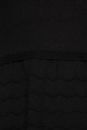 ESPRIT Strickkleid aus Baumwoll-Mix