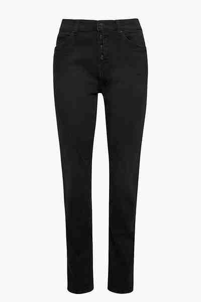 ESPRIT Boyfriend Jeans aus Stretch-Denim