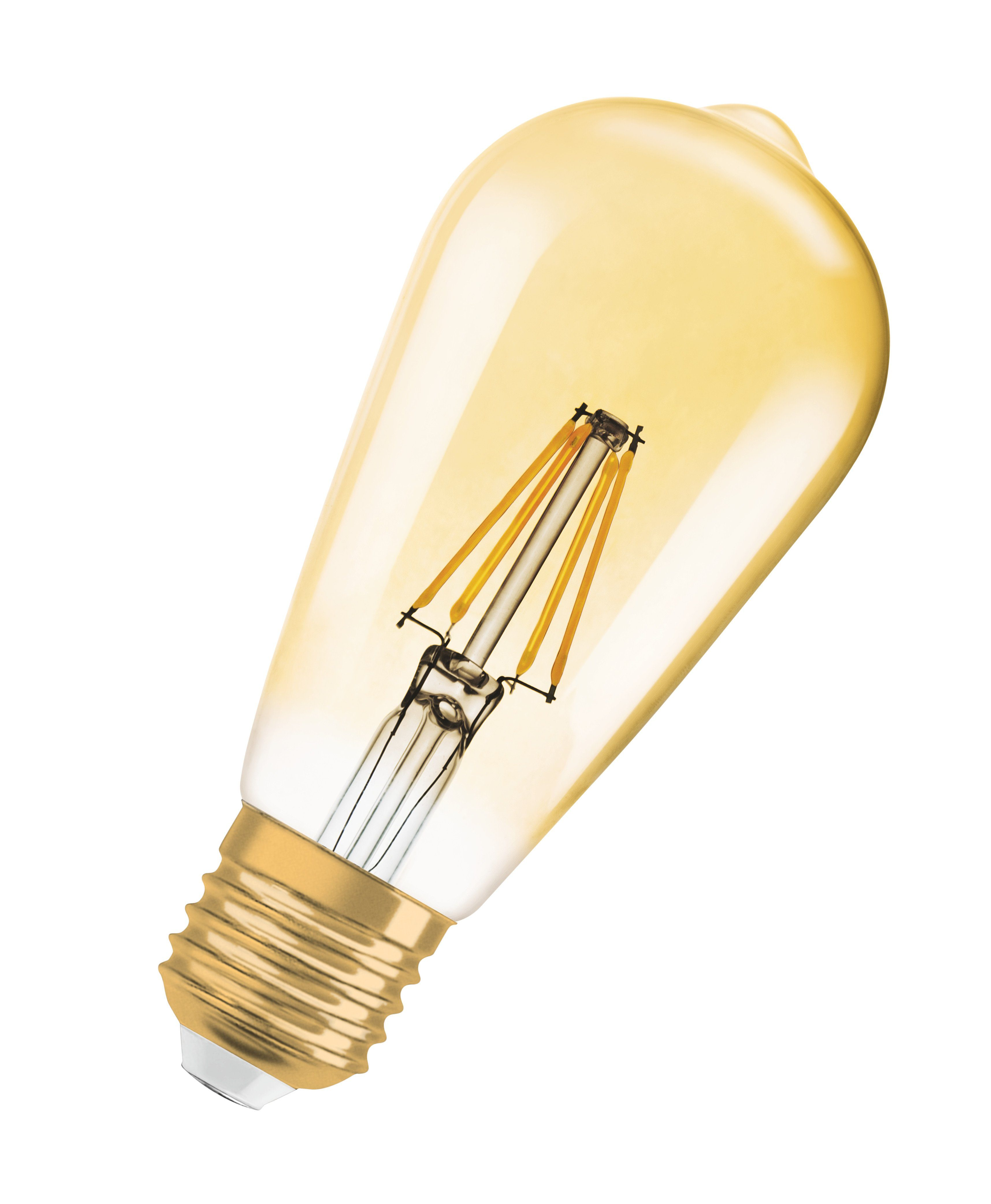Osram Vintage 1906 LED-Lampe, klassische Kolbenform »RF1906 CLAS ST 21 2.8 W/824 E27«