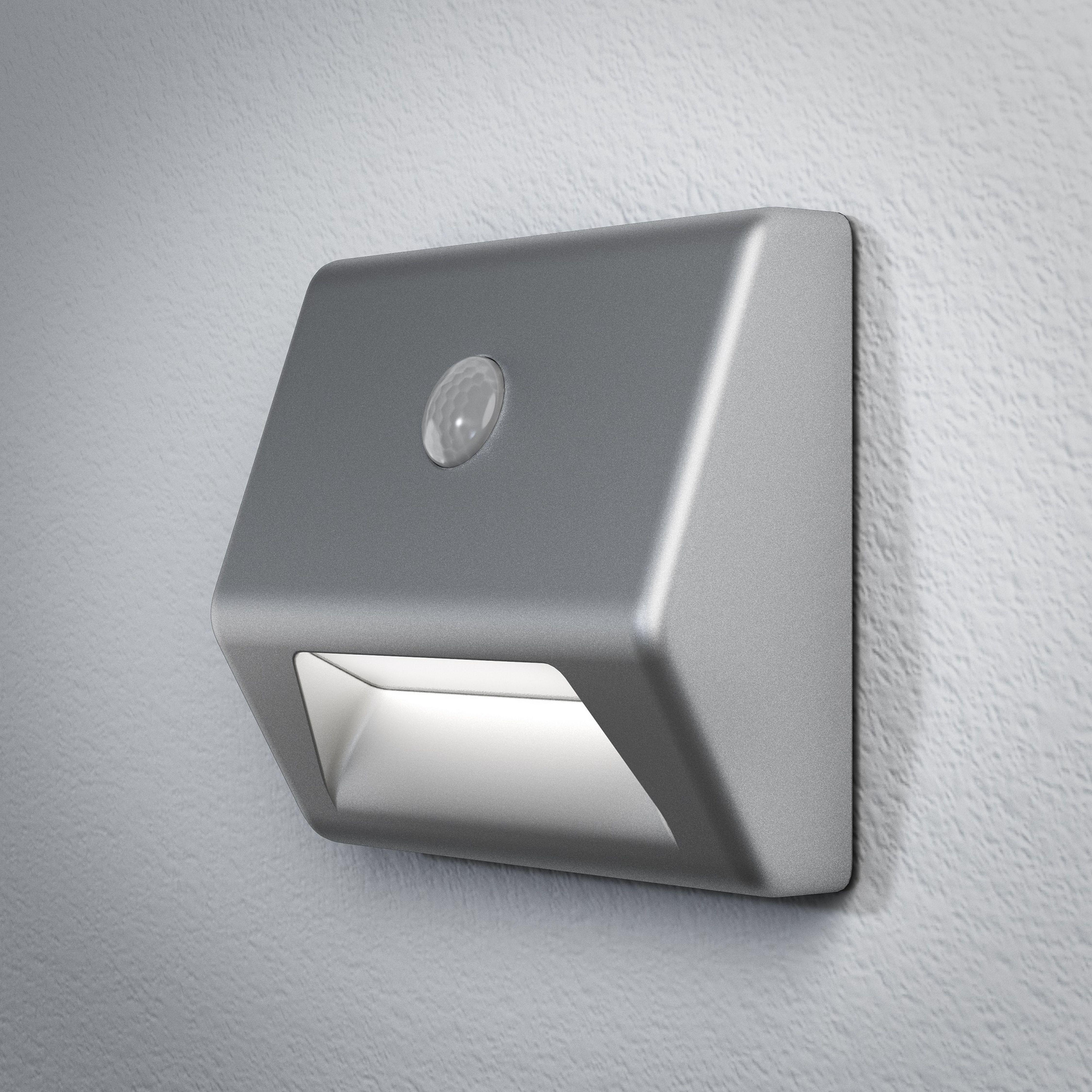 Osram Nachtlicht, batteriebetrieben, mit Licht- und Bewegungssensor »NIGHTLUX Stair« | Lampen > Kinderzimmerlampen | Abs | Osram