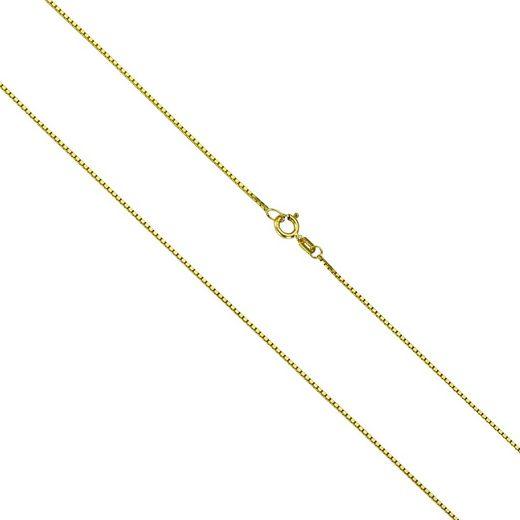 Vivance Collier »333/- Gelbgold Venezia diamantiert«