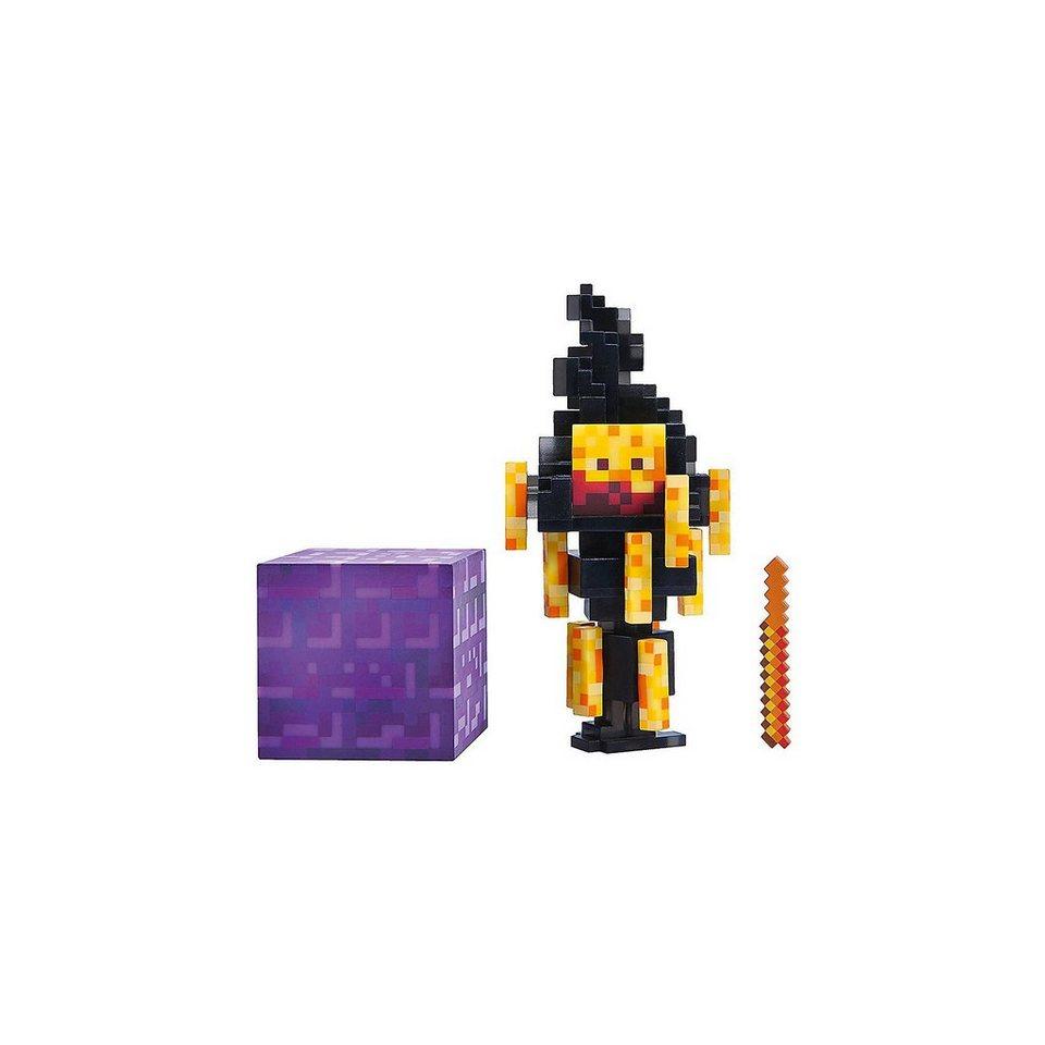 Jazwares Minecraft Lohe Mit Accessoires Kaufen OTTO - Toggo minecraft spiele