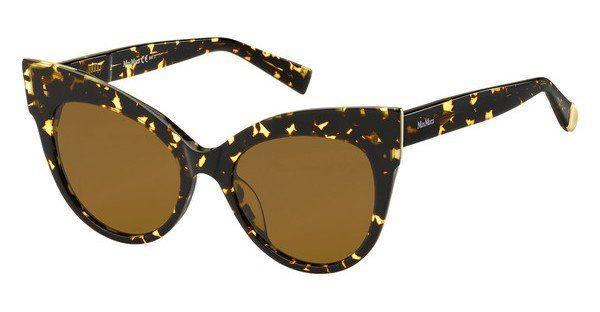 Max Mara Damen Sonnenbrille » MM ANITA«, braun, 086/70 - braun