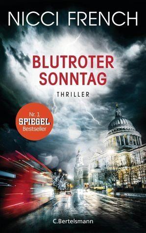 Broschiertes Buch »Blutroter Sonntag / Frieda Klein Bd.7«