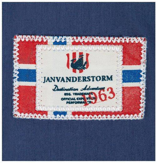 Jan Vanderstorm Langarmhemd BANDOLF