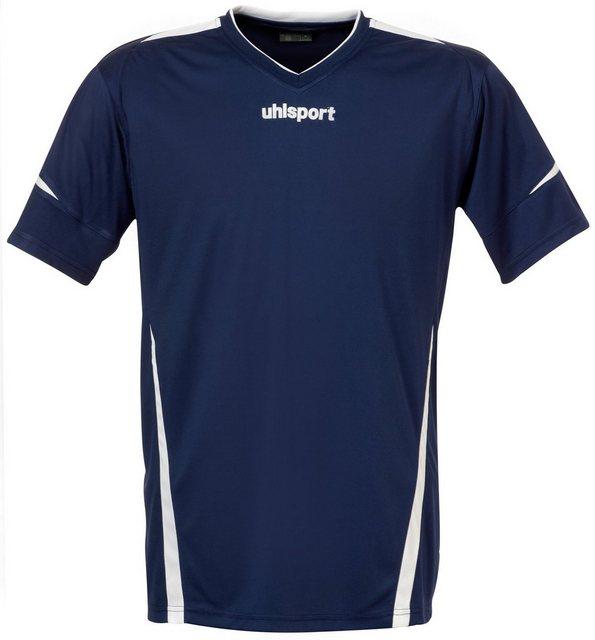 Uhlsport Team Trikot Kurzarm Herren | Sportbekleidung > Trikots > Sonstige Trikots | Blau | Trikot - Polyester - Ab | Uhlsport