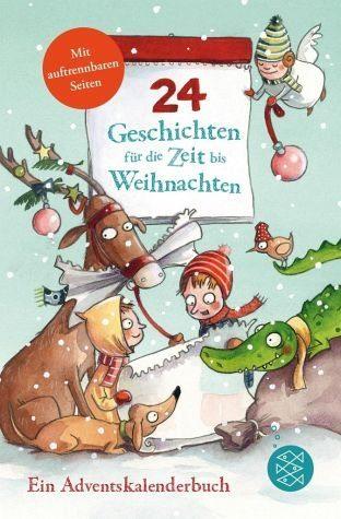 Broschiertes Buch »24 Geschichten für die Zeit bis Weihnachten«