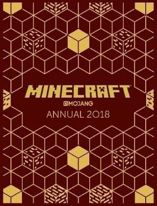 Gebundenes Buch »Minecraft Annual 2018«